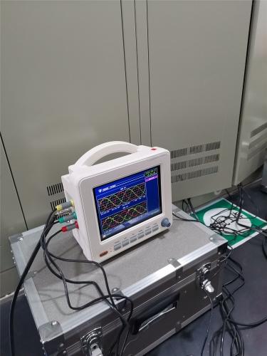 锡林郭勒超高压供电局电能质量在线监测
