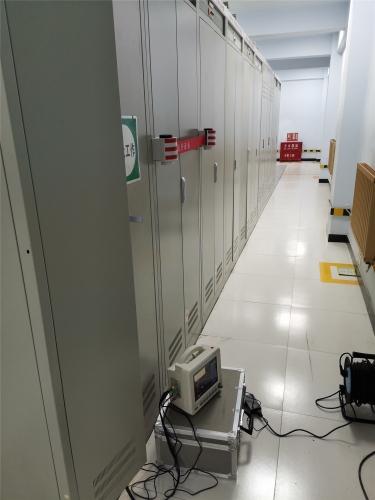 锡林郭勒超高压供电局电能质量监测